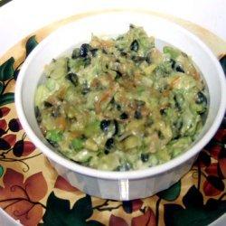 Black Olive Guacamole