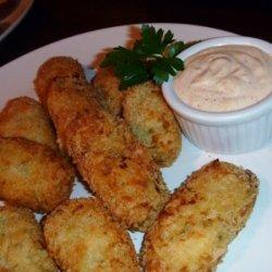 Shrimp And Potato Cakes (bombas De Camarones Y Pap... recipe