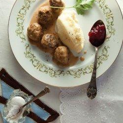 The Best Swedish Meatballs recipe