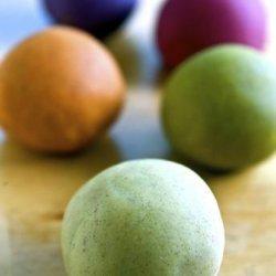Aromatherapy Modeling Dough