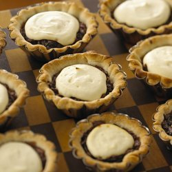Chavrie Caramelized Red Onion Tarts recipe