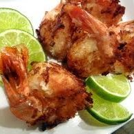 Coconut Shrimp With A Kick recipe