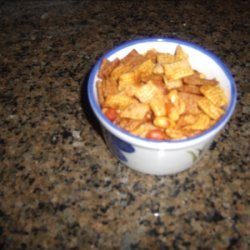 Hot & Spicy Chex Mix