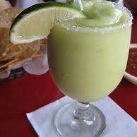 Creamy Avocado Margarita