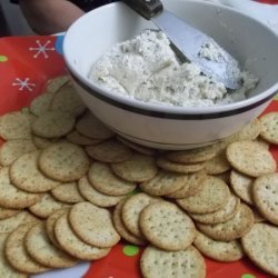 Salmon Dip recipe