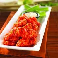 Boneless Wings Of The Buffalo