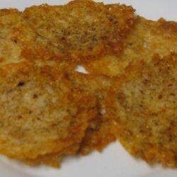 Cheese Crisps recipe
