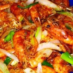 Tom Rang Muoi- Salt & Pepper Shrimp