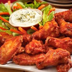 The  best  Hot Wings