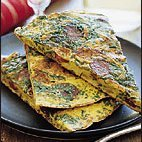 Chilean Sausage And Herb Tortilla