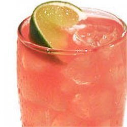 Pomegranate Grapefruit Caipiroska