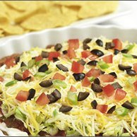 Layered Taco Spread recipe