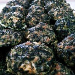 Spinach & Feta Balls