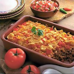 Quick And Delicious Mexican Casserole