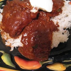 Authentic Mexican Mole Chicken
