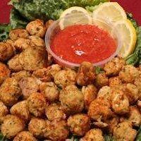 Spicy Maryland Crab Balls