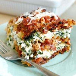 Delicious Low-fat Lasagna
