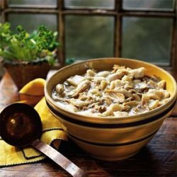 Chicken And Dumplings Cassarole recipe