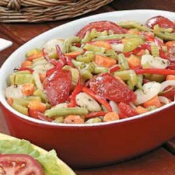 Chicken Casserole - Low-carb Low-fat