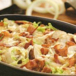 Papas Potato Cabbage Casserole