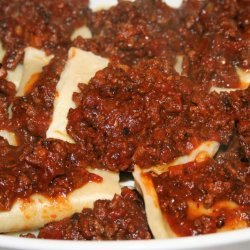 Italian Meat Sauce Authentic
