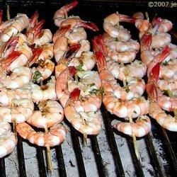 Outback Steakhouse Grilled Shrimp On The Barbie