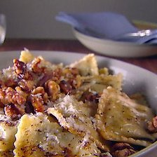 Ravioli With Balsamic Butter recipe