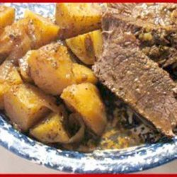 Smoky Mountain Country Pot Roast recipe