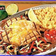 Copycat Applebees Fiesta Lime Chicken recipe
