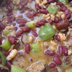 Crockpot Cajun Red Beans And Rice