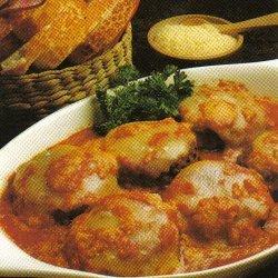 Italian-style Ground Beef recipe