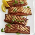 Moroccan Grilled Salmon recipe
