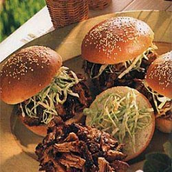 Carolina Pulled Pork Sandwiches