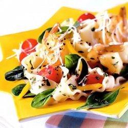 Simply Divine Shrimp Pasta
