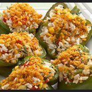Lanas  Stuffed Peppers