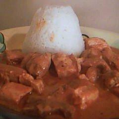 Murgh Makhani Butter Chicken recipe