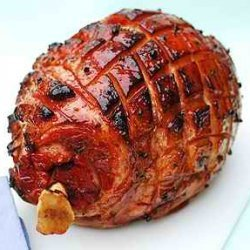 Whiskey Ham Aka Drunken Pig