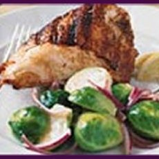 Delicious Italian Grilled Chicken Breasts With Lem...