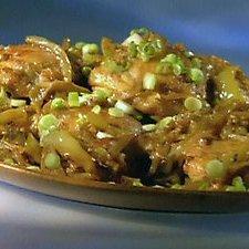 Oak Town Garlic Vinegar Chicken