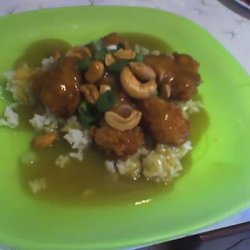 Springfield Style Cashew Chicken recipe