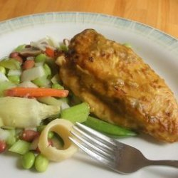 Lime And Honey Mustard Chicken