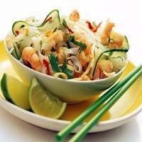 Prawn Shrimp  Noodle Salad