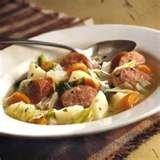 Kielbasa And Potatoe Stew