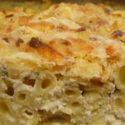 Five-cheese Mac N Cheese