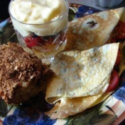 Knife-and-fork Breakfast Burritos