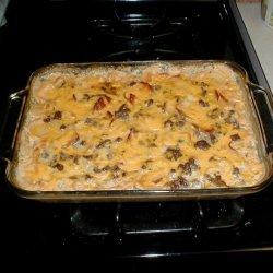 Potatoes Ranchero Casserole