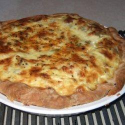 Mozzarella Quiche