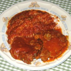 Pork Chops Smothered In Red Gravy