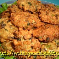 Deep-fried Tua Kua