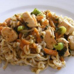 Spicy Chicken Pesto And Pasta